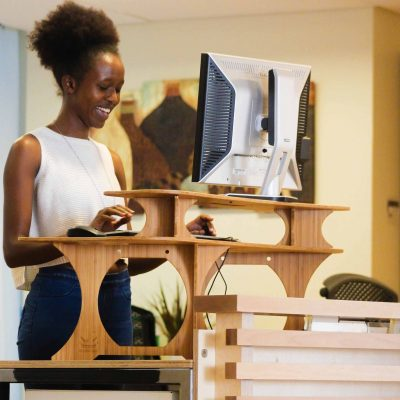 Grand Stand Up Desk
