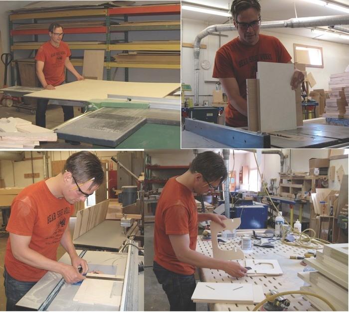 Luke Leafgren Building StandStand Prototypes