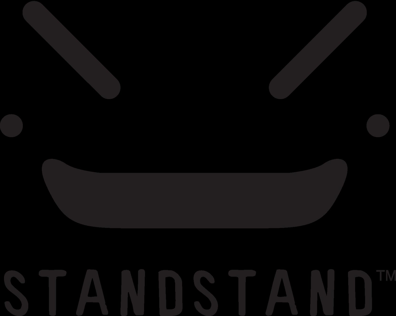 STANDSTAND-Logos-Black