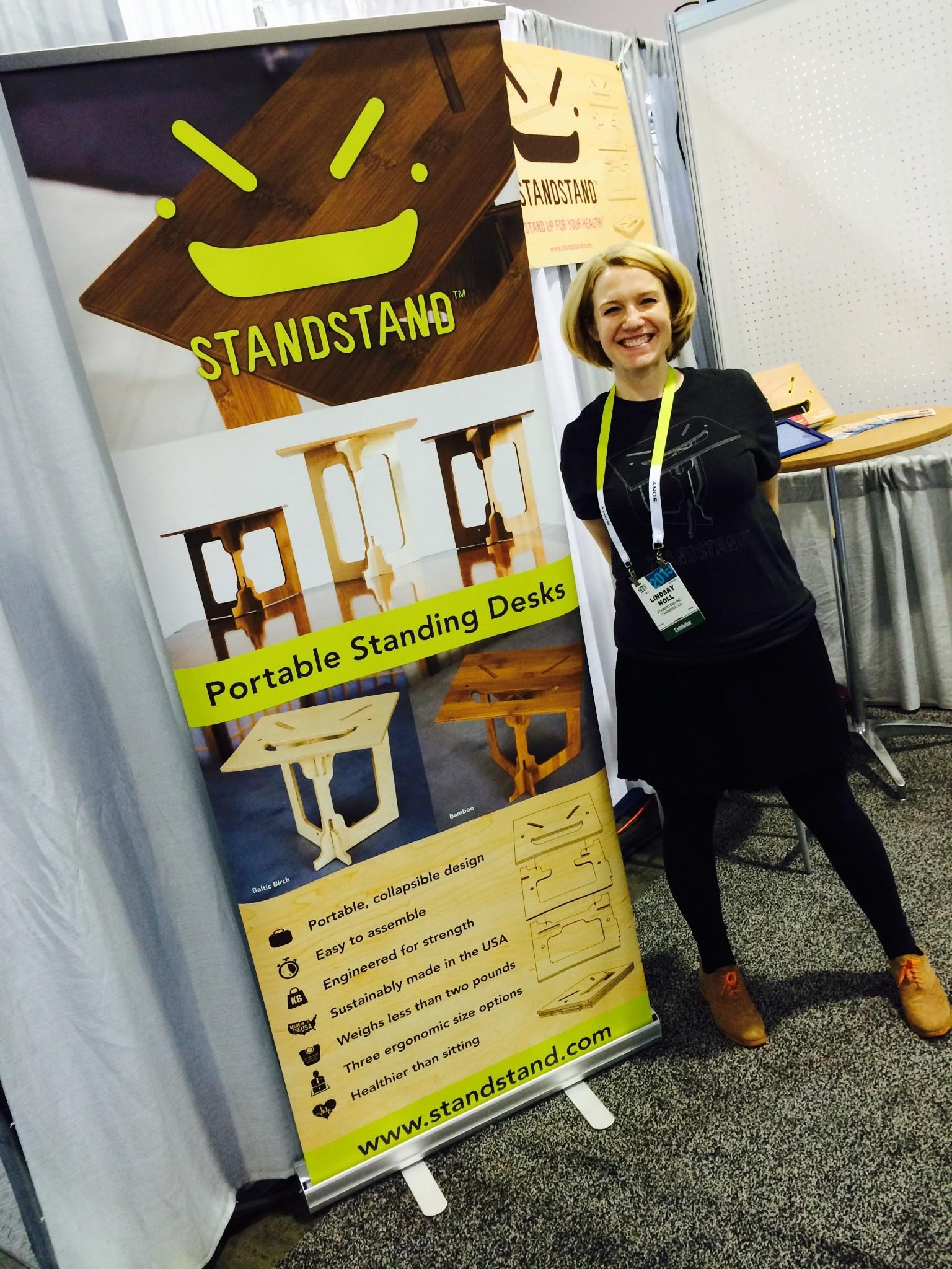 StandStand Retractable Banner