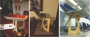 StandStand used with Dell and Mac