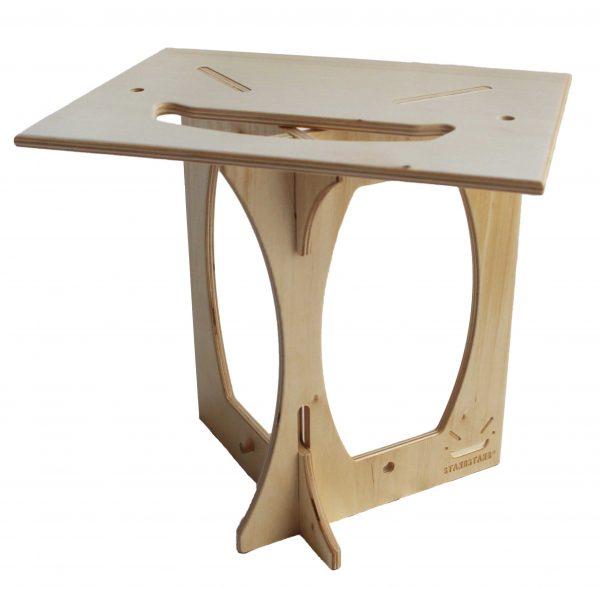 lightweight portable standing desk