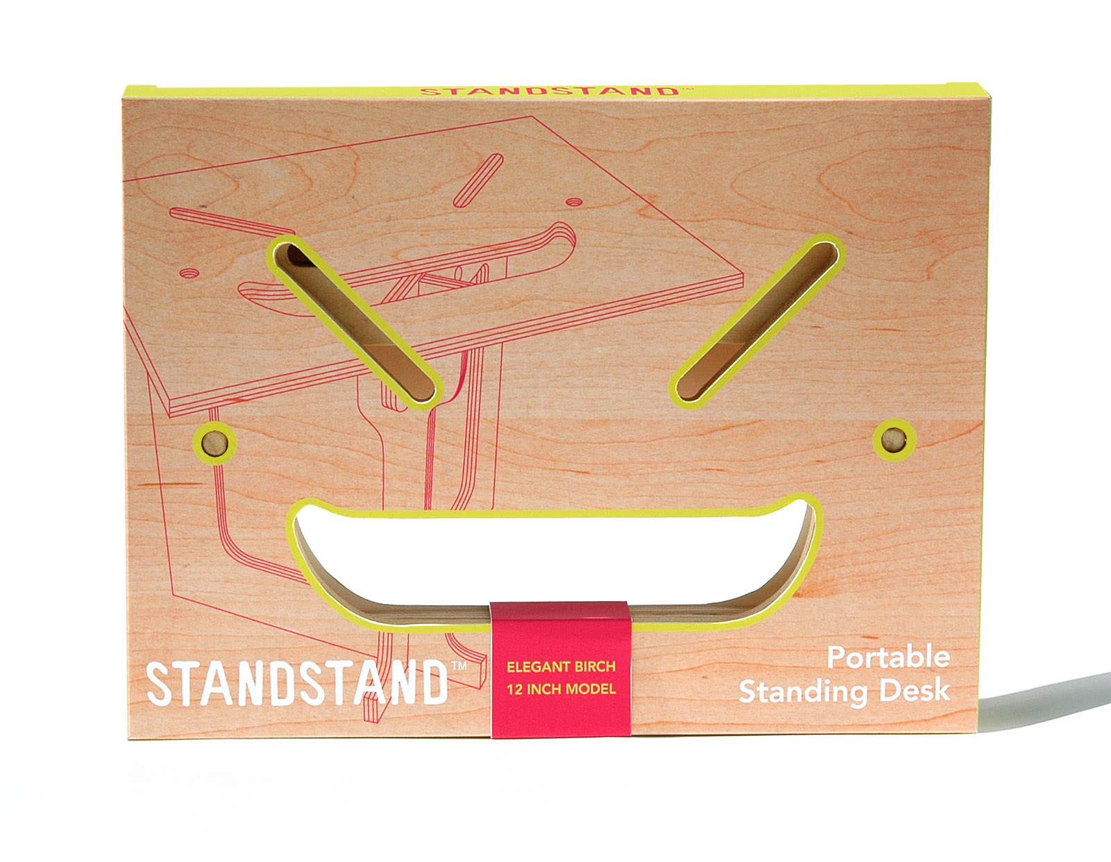 StandStand packaging